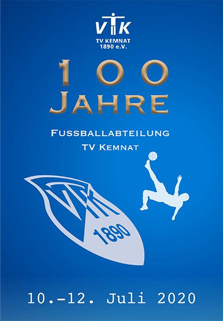 100 Jahre TVK Fussball