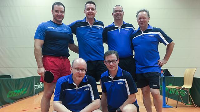 Tischtennis Team